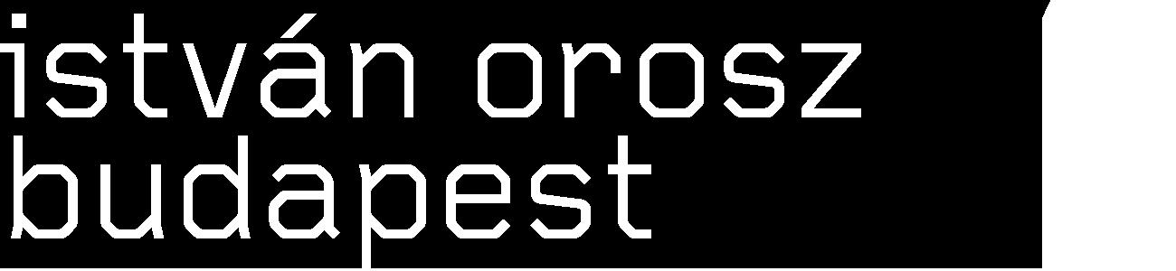 episode 3: istván orosz // budapest